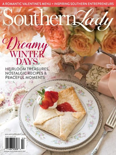 Southern Lady | 1/2021 Cover