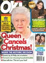 Ok! | 12/2020 Cover