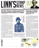 Linn's Stamp News Weekly | 12/2020 Cover