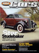 Old Cars | 12/2020 Cover