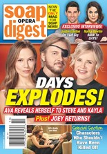 Soap Opera Digest   12/2020 Cover