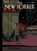The New Yorker | 1/2021 Cover