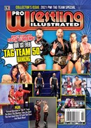 Pro Wrestling Illustrated | 2/2021 Cover