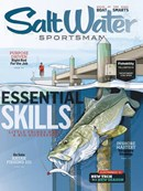 Salt Water Sportsman | 2/2021 Cover