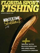 Florida Sport Fishing | 1/2021 Cover