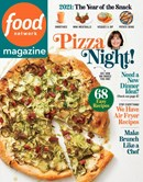 Food Network | 1/2021 Cover