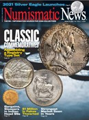 Numismatic News | 1/2021 Cover