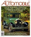 Collectible Automobile | 4/2021 Cover
