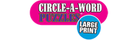 Circle-A-Word Large Print